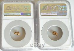 1- 1857 S. S. Central America California Gold Rush Nugget. 63 Grams NGC Certified