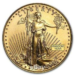 14kt Solid Gold For 1oz Gold Eagle Solid Rope Bezel 4.9 Grams $248.88