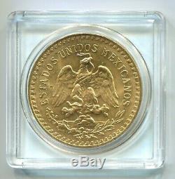 1947 MEXICO 50 PESOS 1.2 Oz. 37.5 Grams GOLD BULLION COIN BEAUTIFUL