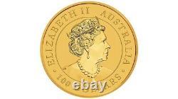 1oz Gold Coin kangaroo 2021 Pure Gold 31Grams 99.99% Pure Gold