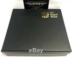 2011 Britannia Gold Proof Four Coin Set, 63 Gram X 22 Carat Gold. Not Sovereign