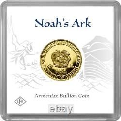 2020 Geiger 1 Gram Gold Noahs Ark