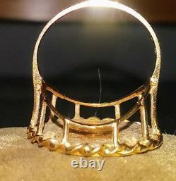 999 $5 Gold Eagle coin Augustus St. Gaudens. 3.393 grams