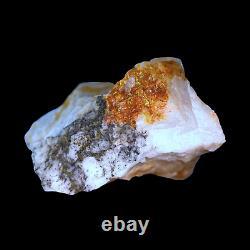 Australian Gold Bearing Quartz Specimen 258 GRAMS / 9.1oz RARE