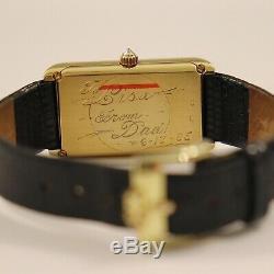 Corum 55400 Large Ingot 15 Gram Solid Yellow Gold Bar Coin Watch 18k 24k Mens