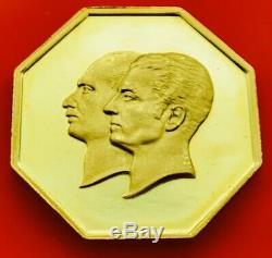 Mohammad Reza Shah Pahlavi Gold Coin With Reza Shah Pahlavi 5 Gram