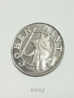 Rhodium Bullion Coin Rarer Than Gold Platinum Palladium Bar 1 Gram 999 Pure