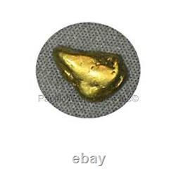 River Gold Nugget 5 grams NO. 68 (SKU # 5475)