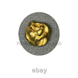 River Gold Nugget 5 grams NO. 70 (SKU # 5477)
