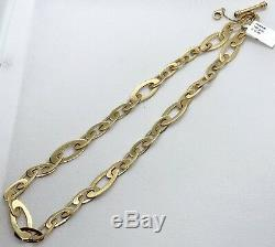 Roberto Coin Ladies Necklace 18kt Gold Weight 35.9 Grams